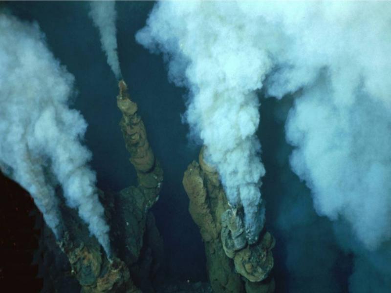 Les lundis de la mer – L'exploration des volcans des abysses