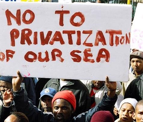 Les lundis de la mer –  Vers une privatisation des océans ?