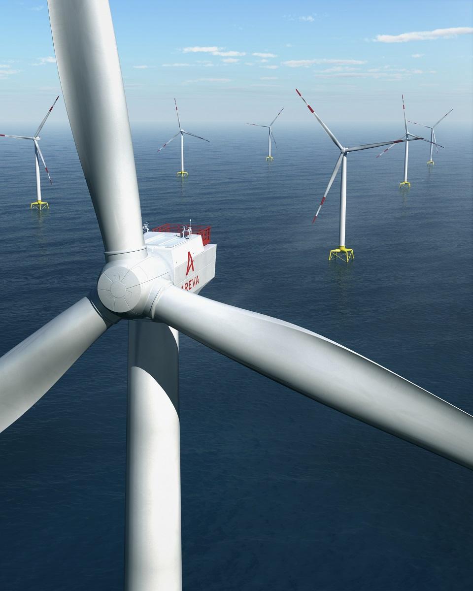 En baie de Saint-Brieuc, un projet de 500 MW