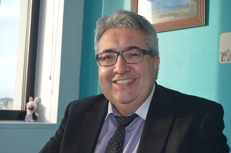 Alain Pomès, directeur du CEFCM