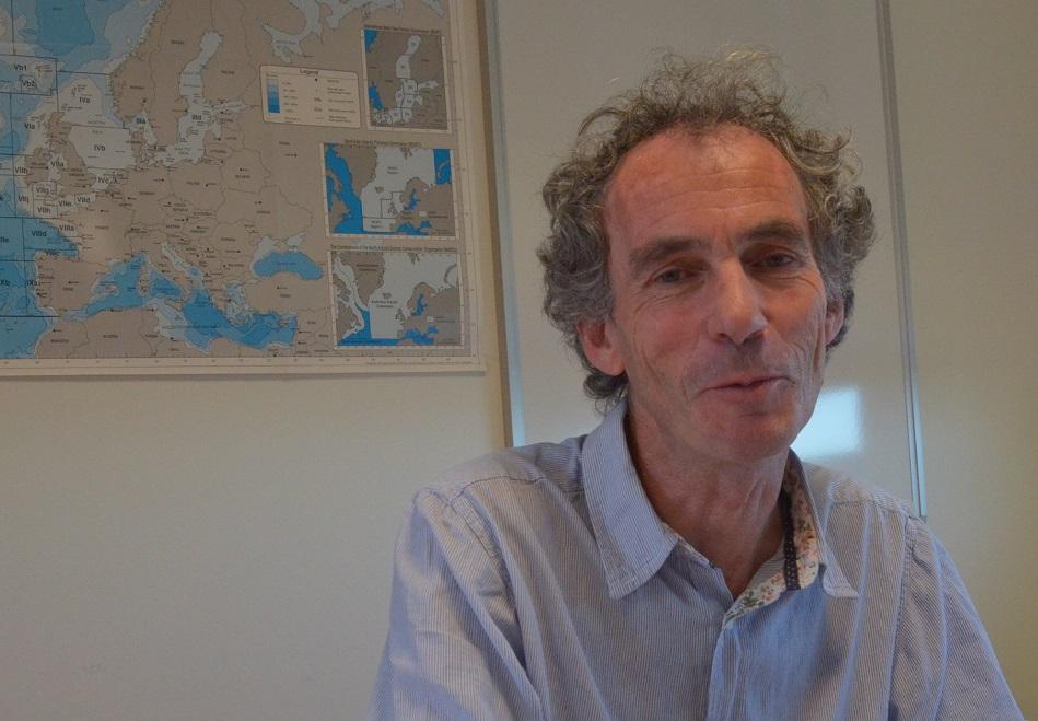 Alain Biseau, biologiste spécialiste des pêches à l'Ifremer