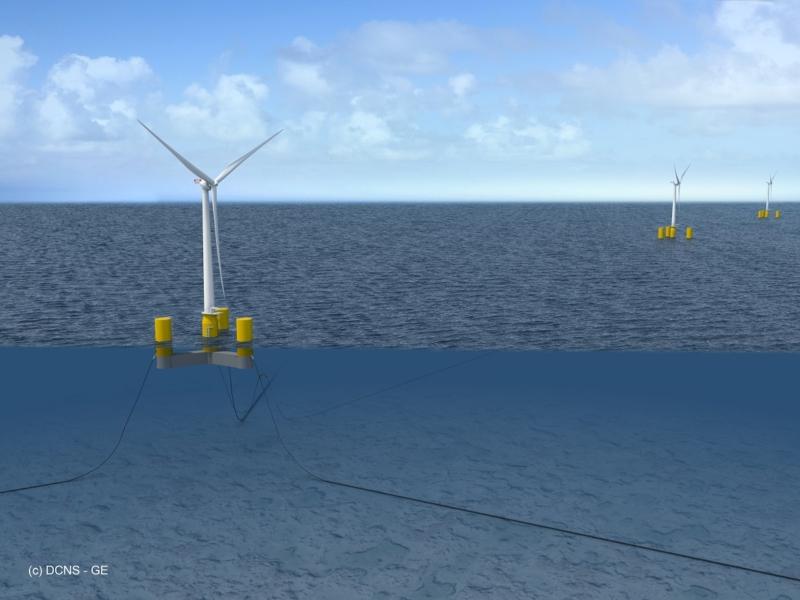 Les lundis de la mer – L'éolien en mer, un exemple de projet au large du Morbihan