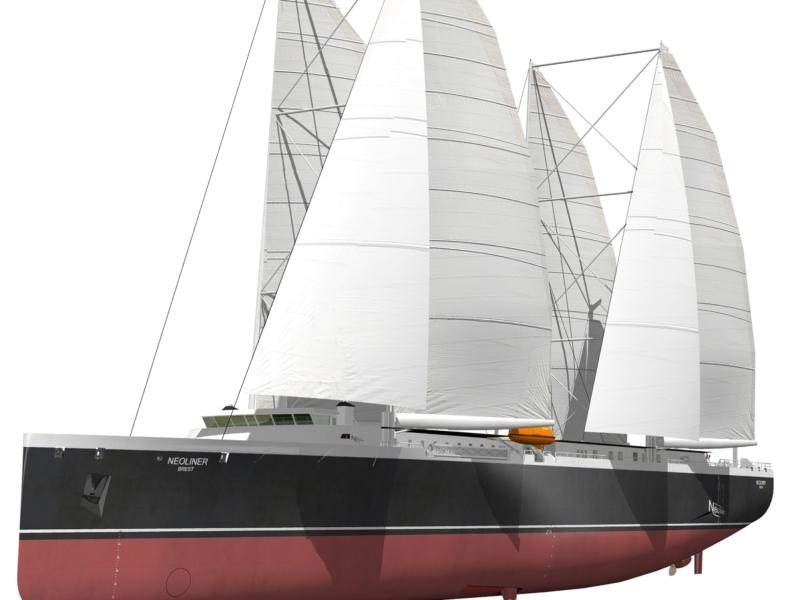 Les lundis de la mer – Un cargo à voiles pour un transport maritime éco-responsable