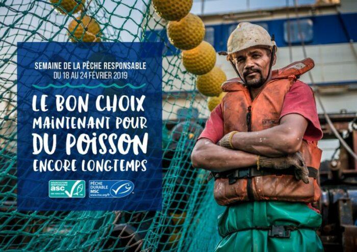 Les lundis de la mer – Les enjeux d'une pêche durable, l'exemple de la certification et du label MSC
