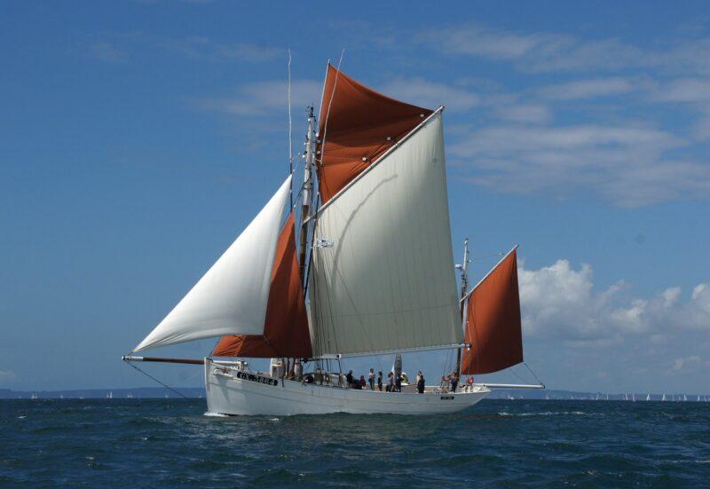 Les lundis de la mer – Le transport maritime à la voile au XXIème siècle