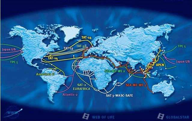 Les lundis de la mer – Pour qu'Internet traverse les océans, les câbles sous-marins
