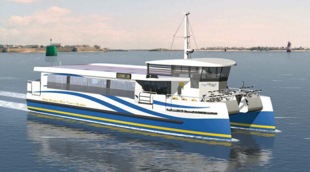 Les lundis de la mer – Les transports publics maritimes zéro émission
