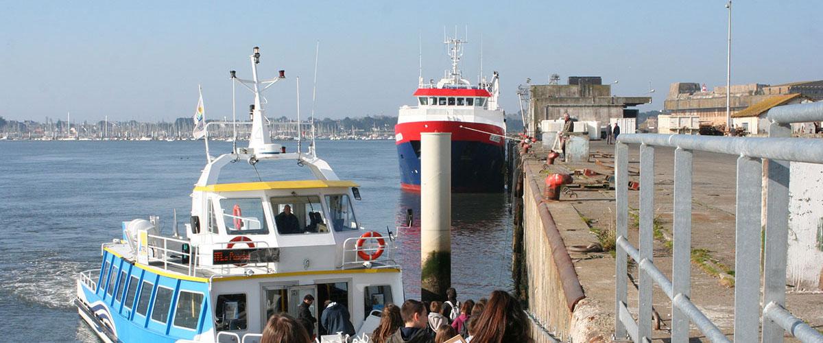La rade de Lorient
