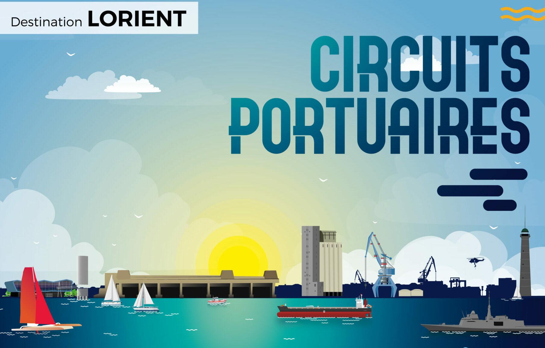 [ANNULES] Circuits portuaires de printemps 2021