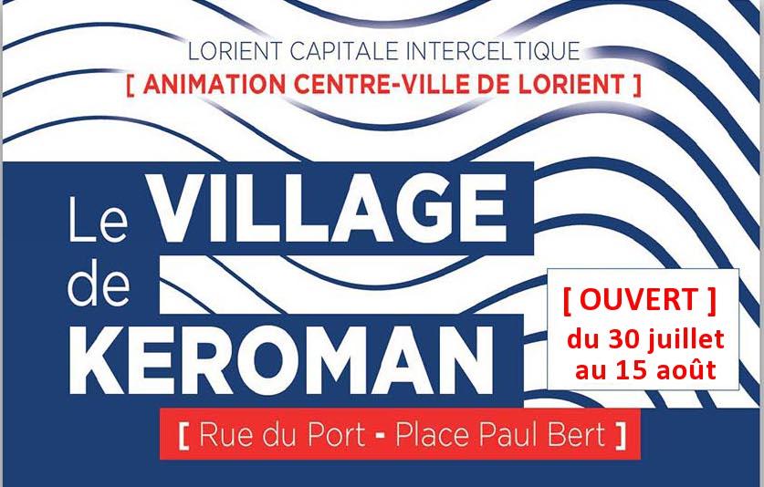 Village de Keroman, des animations autour de la filière Pêche à Lorient