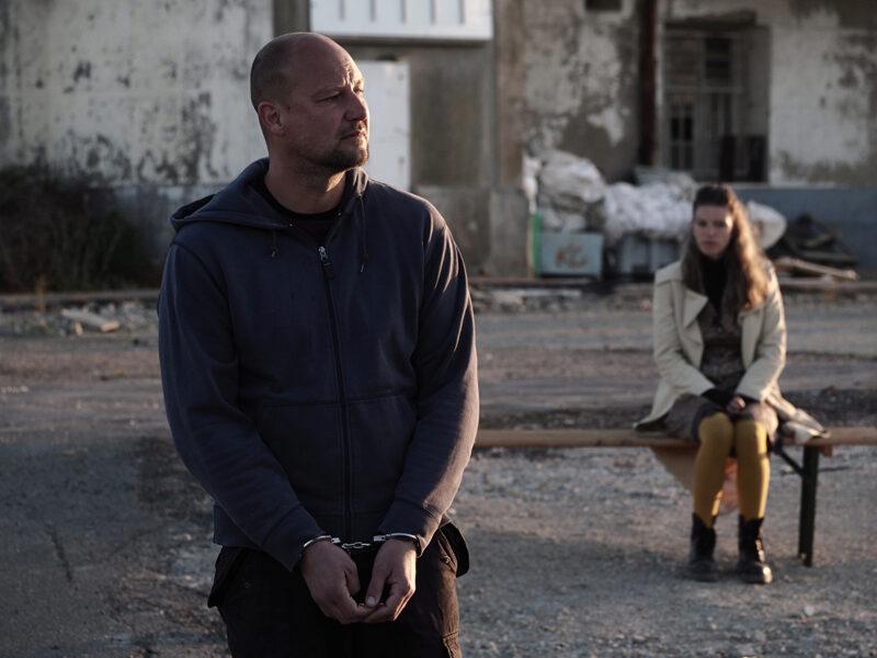Série noire : fiction policière immersive au port de pêche