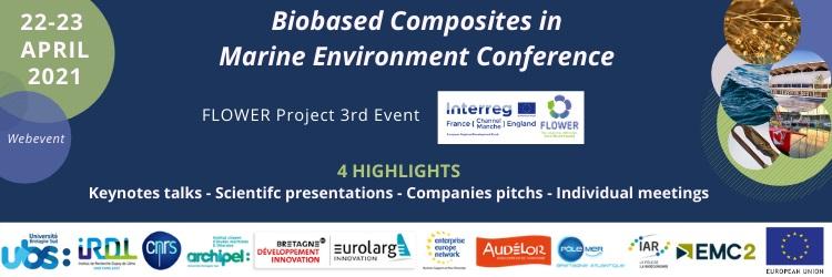 Colloque «Biobased Composites in Marine Environment»