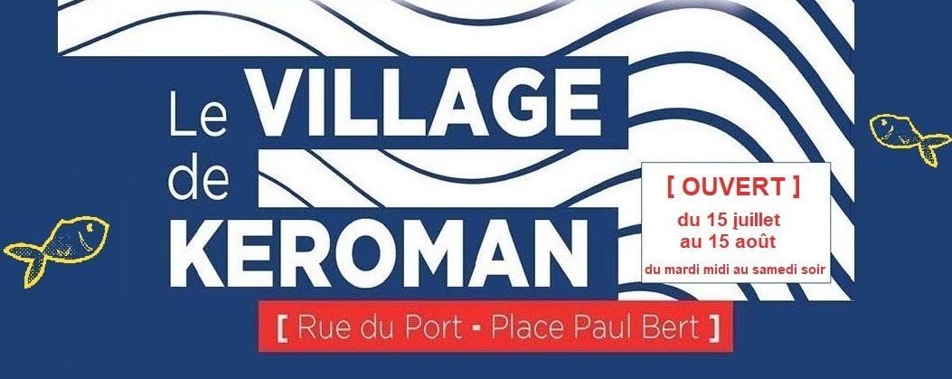 Village de Keroman : jeu dégustation et embarquement virtuel