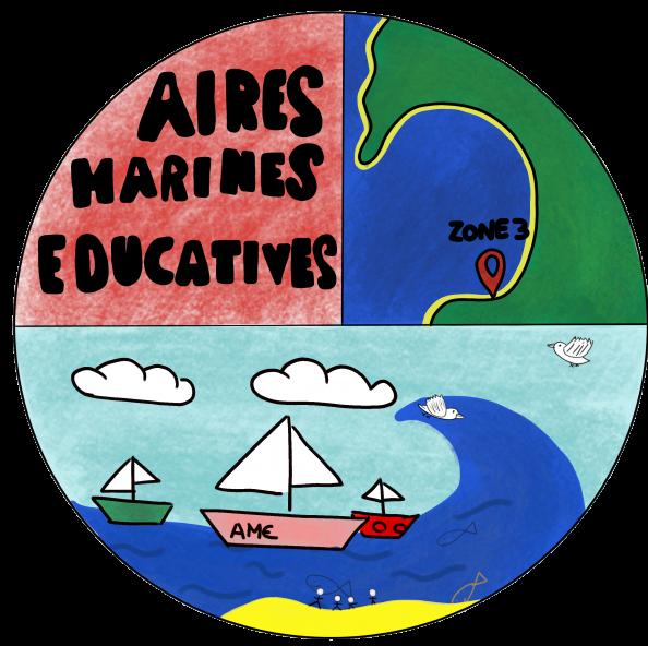 logo de l'AME conçu par les élèves