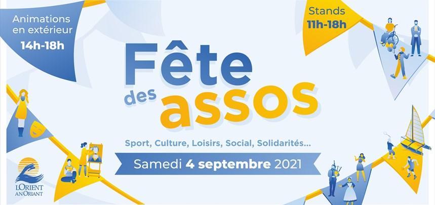 La Fête des assos à Lorient : venez rencontrer la Maison de la Mer